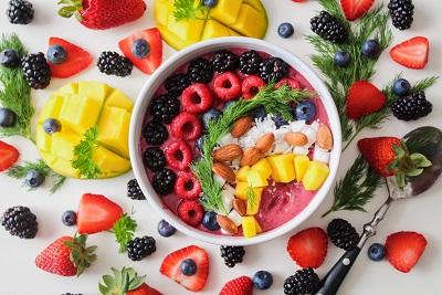 Gesunde Ernährung für Schönheit von innen